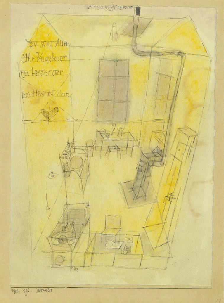 Gedenkblatt (an Gersthofen), 1918, 196