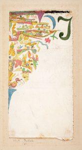 Initiale, 1917, 11