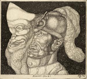 Komiker, 1904,14 ohneRahmen