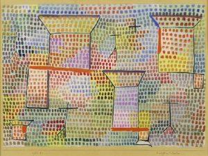 Kreuze und Säulen, 1931,184 (T 4)