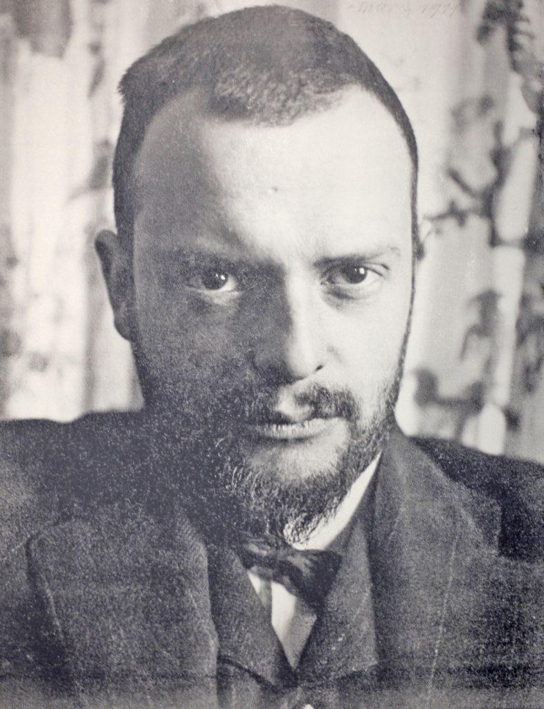 Portrait 1911_heller