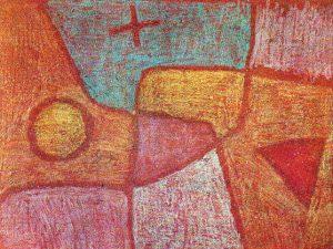 heisser Ort (zwischen kreuz, kreis und dreieck,dreitact) 1933, 440