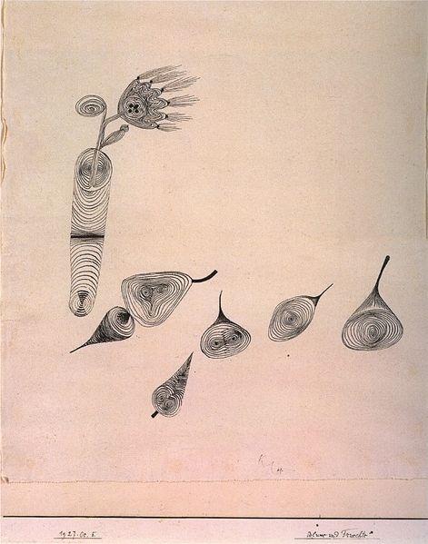 Blumen und Früchte 1927,275 (Oe 5)