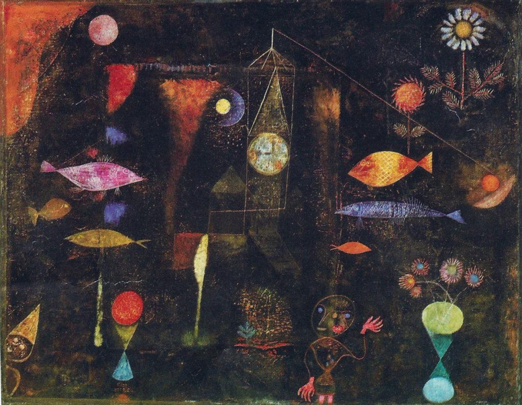 Fisch Zauber, 1925,85 (R 5)