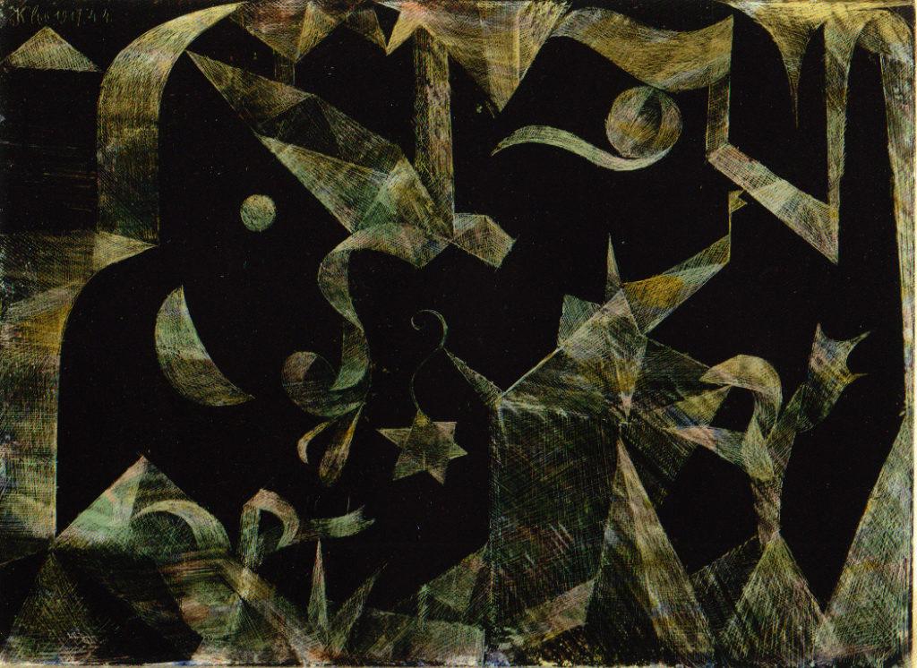 Kosmische Flora, 1917,44