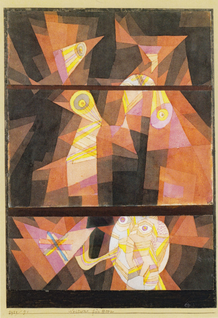 Notturno für Horn, 1921,91