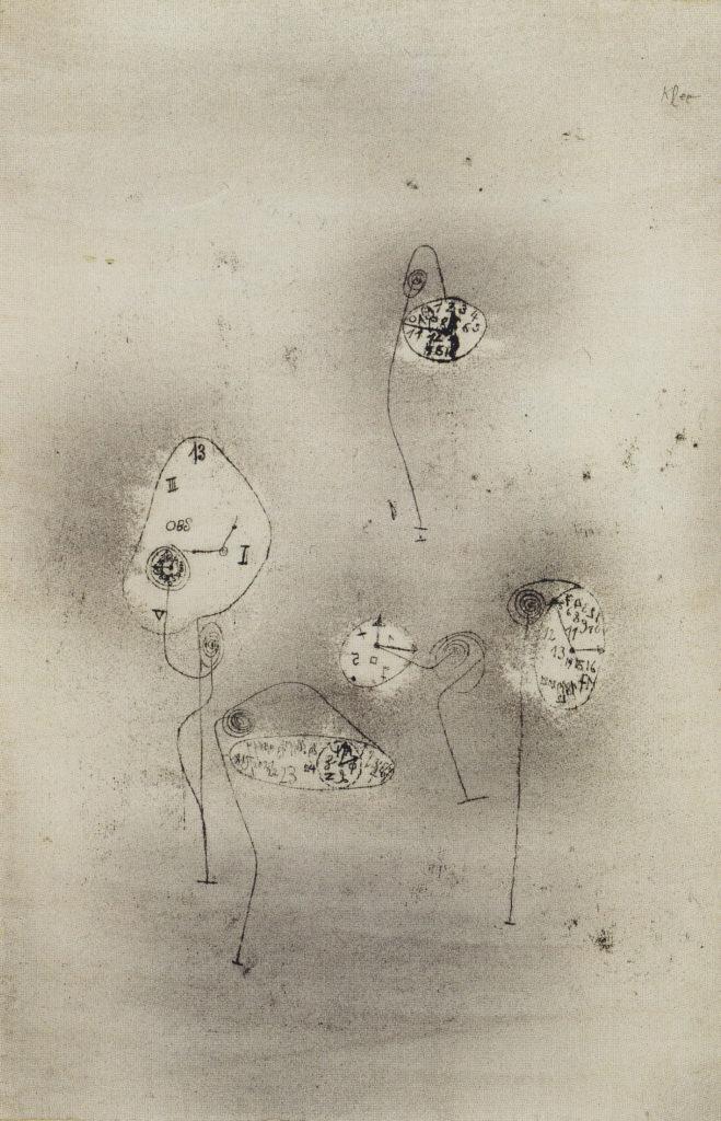 Uhrpflanzen, 1924,261