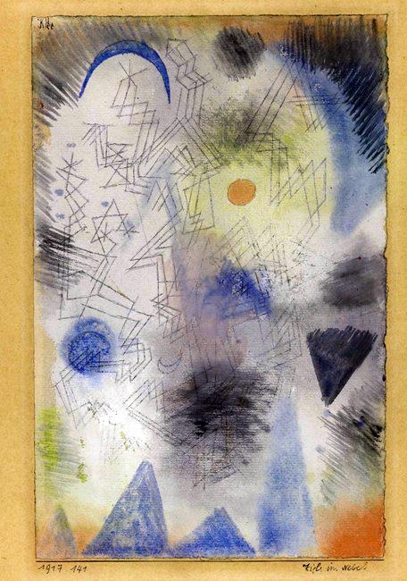 Ziele im Nebel, 1917, 141