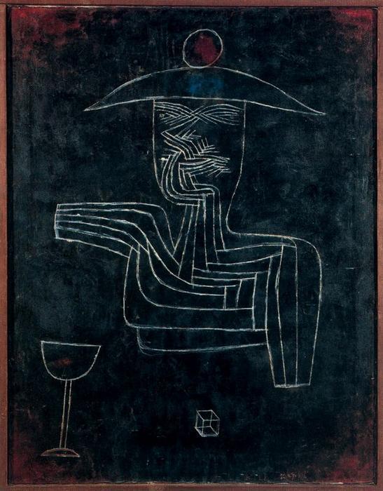 Geist bei Wein und Spiel, 1927,16 (K 6)