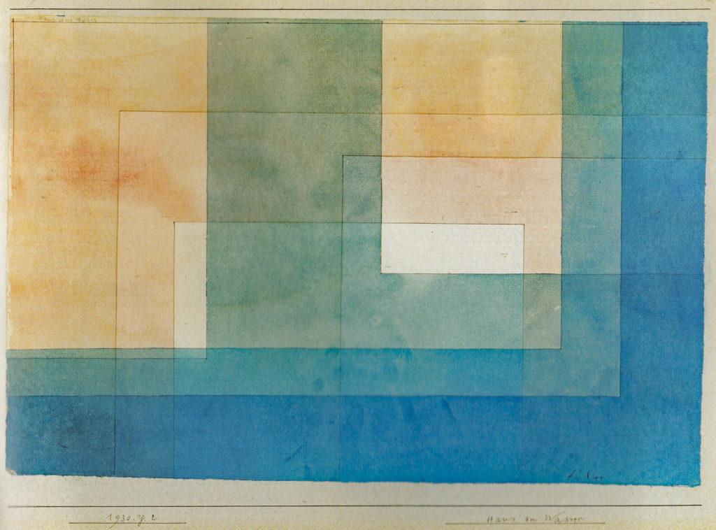 Haus am Wasser, 1930,142 (Y 2)