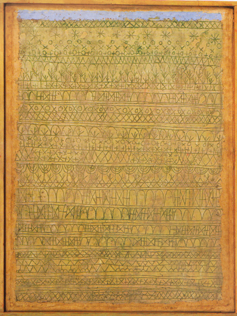 Pastorale (Rhytmen), 1927,20 (K 10)