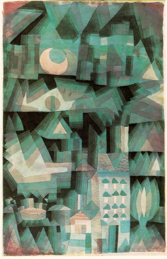 Traum-Stadt 1921,106