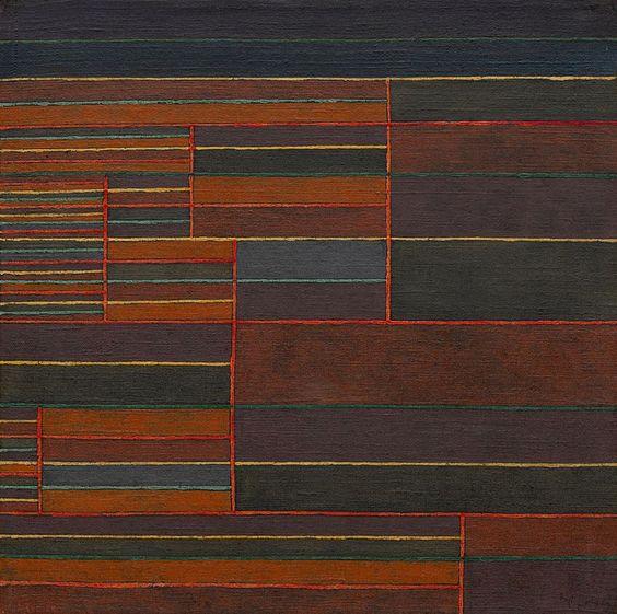 In der Strömung sechs Schwellen, 1929,92 (S 2)